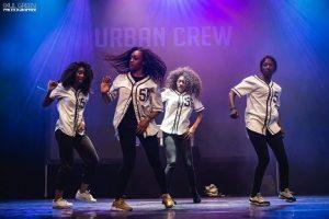 L'Urban Crew de l'OMJA