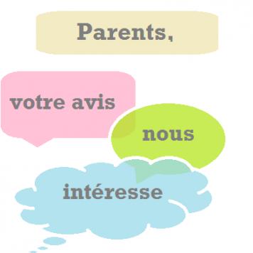 Questionnaire à destination des parents de jeunes de la ville