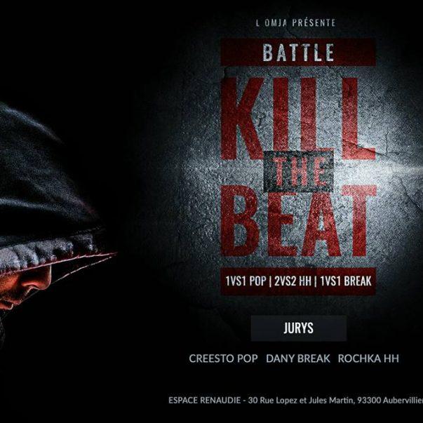 Battle de danse: Kill the beat