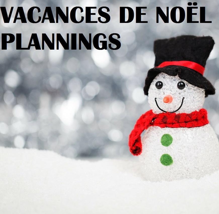 Plannings vacances no l 2016 omja organisation en mouvement des jeunesses d 39 aubervilliers - Vacances scolaires de noel 2016 ...