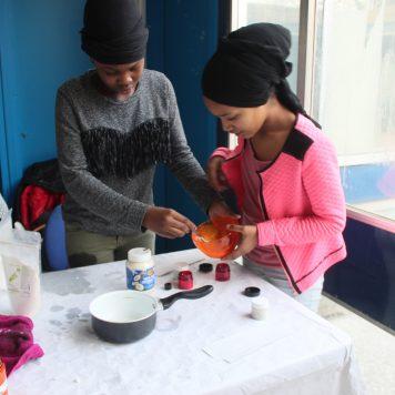 Action de sensibilisation bien-être & hygiène