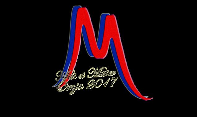 Logo Miss et Mister OMJA (sans fond)