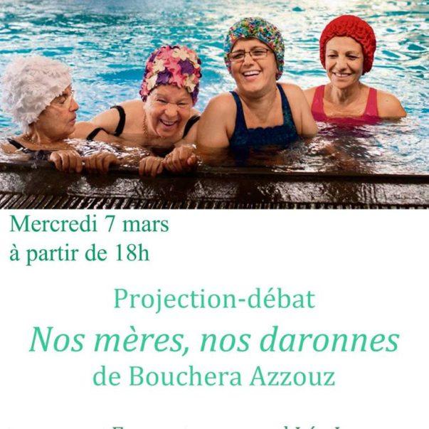Projection du film Nos mères os daronnes le 7 Mars à 18h00 espace Léo Lagrange