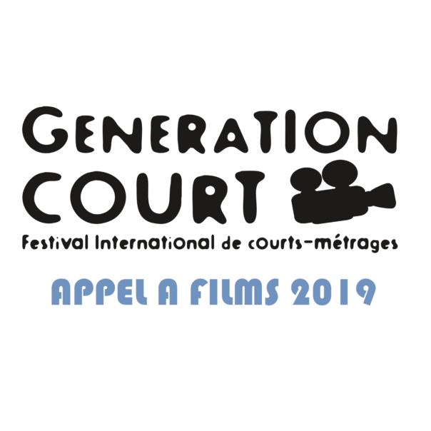 FESTIVAL GÉNÉRATION COURT 2019: L'APPEL A FILMS EST OUVERT !