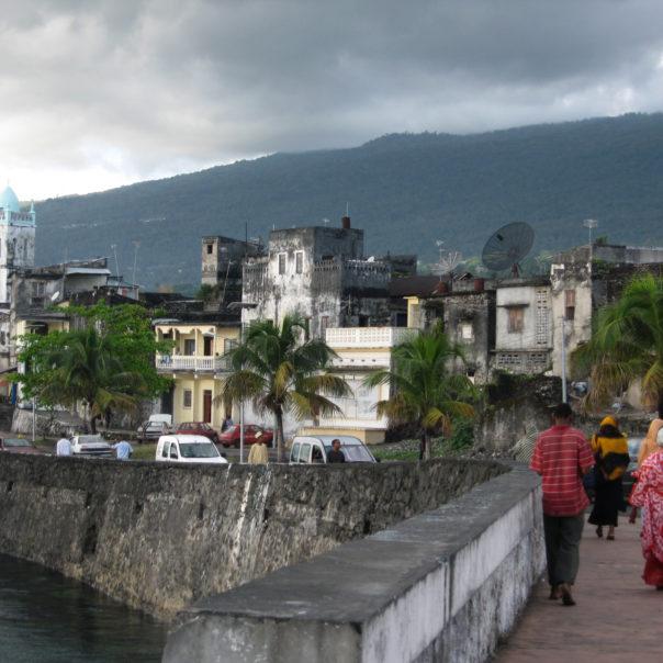 Séjour solidaire: Comores