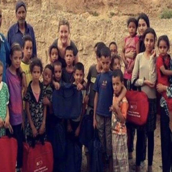 Voyage solidaire : Maroc
