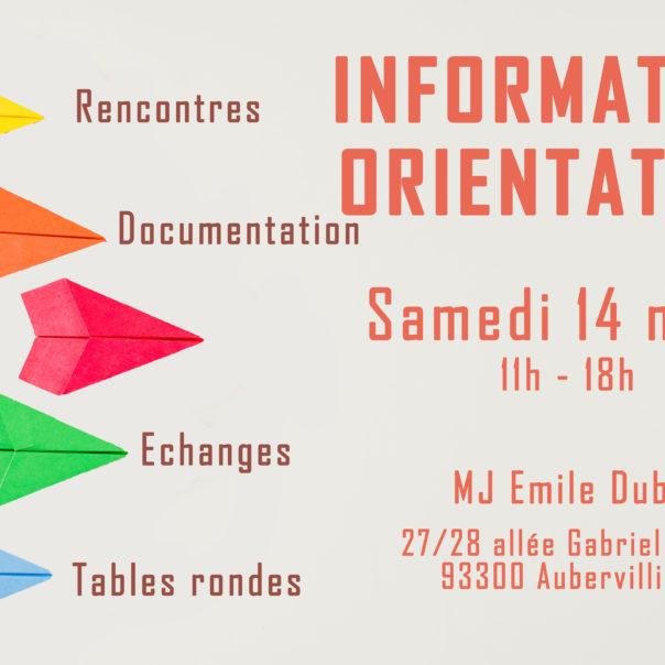 Information – orientation