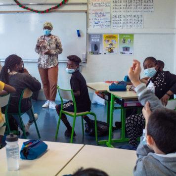 GRAINE DE DE RÉUSSITE : LES AMBASSADEURS A LA RENCONTRE DES PLUS JEUNES