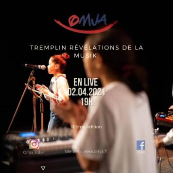 TREMPLIN RÉVÉLATIONS DE LA MUSIK : UNE SESSION LIVE !